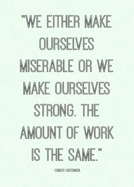 citat om att vara stark