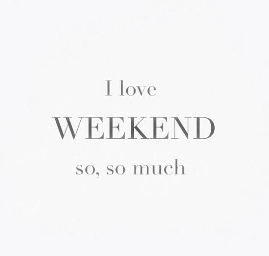 love_weekend