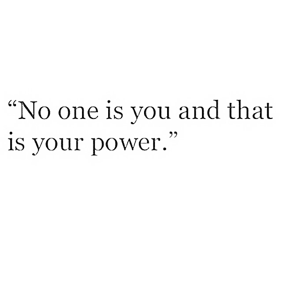 no_one_is_you
